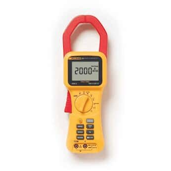 Fluke 355 Clamp Meter, True-RMS, Voltage and Resistance, 2000A