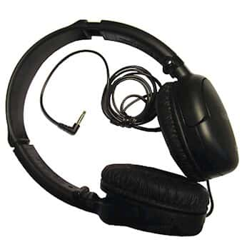 SPM Instrument EAR12 Headphones for Bc100 Bearing Checker