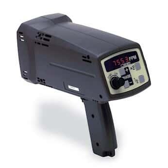 Shimpo DT-725 Digital Stroboscope with Internal Battery; 115 VAC