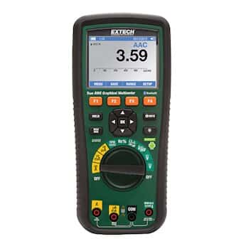 Extech GX900 Graphical Multimeter with Bluetooth