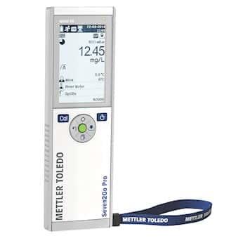 Mettler Toledo S9-Meter Dissolved Oxygen Meter; Pro Meter Only
