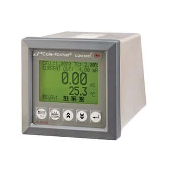 Cole-Parmer Cond 500 500 Cond/TDS/Temperature 1/4-DIN Controller