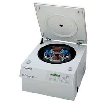 Eppendorf 022622501 Multi-purpose centrifuge; 4 x 100 mL capacity, 115 VAC