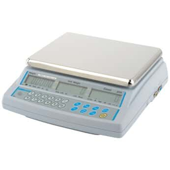 Adam Equipment CBD 100a w/USB Dual Platform Capable, USB, 100lb/48kg x 0.005Lb/2g, 115V