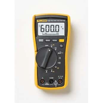 Fluke 115 Digital Multimeter with True-RMS