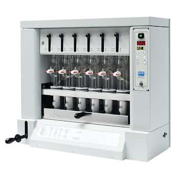 Velp SER 148/6 Solvent Extractor, 6 positions, 950W, 115V