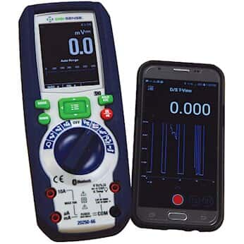 Digi-Sense Digital Multimeter with Thermal Imager and Bluetooth® Connectivity