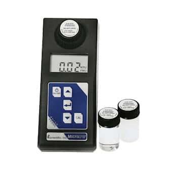 HF Scientific 20000 MicroTPW Handheld Turbidity Meter, EPA compliant