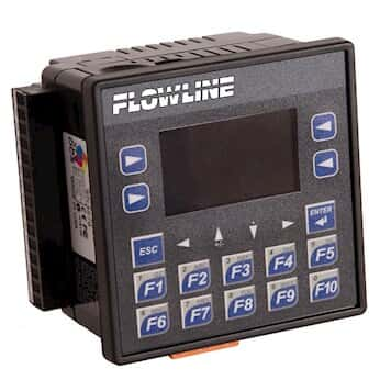 Flowline LI90-1001 Advanced Controller, 4 analog in/4 relays out