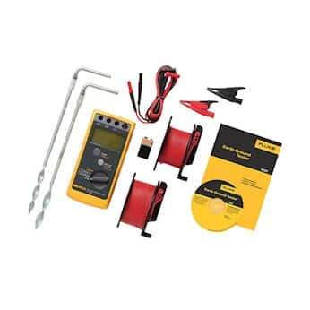 Fluke ES-162P3 3-Pole Fall of Potential Stake Kit