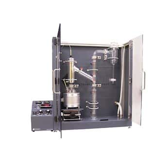 Koehler K80390 Manual Vacuum Distillation System, 220-240 VAC, 50/60 Hz