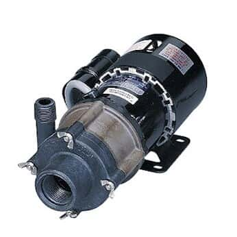 PPS Magnetic Drive Pump, 14.2 GPM, 115 VAC