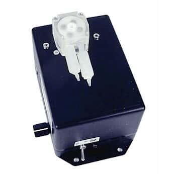 Masterflex Low-Flow Peristaltic Pump, Variable Speed, 1 to 0.03 mL/min, Manual Control; 12 VDC