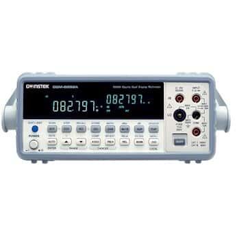 GW Instek GDM-8255A Multimeter, Benchtop,  5.5