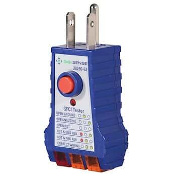 Digi-Sense GFCI Receptacle Tester SKU 2025062