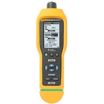 Fluke 805 FC Precision Vibration Meter with 4-Level Severity Scale and Connect