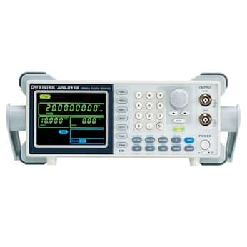 GW Instek AFG-2112 Function Generator, 1 Ch., 12 MHz