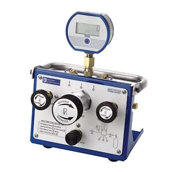 Ralston Instruments QTVC-1KPSIG-D Pressure Volume Controller w/Digital Gauge; 1/4