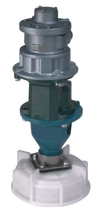 Neptune Bung-Mount IBC Tote Mixer, 430 rpm, 1/2 HP; 115-230V