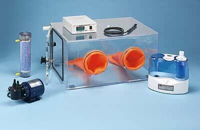 Electro-Tech Systems 5503-11 Mini Glove Chamber 18