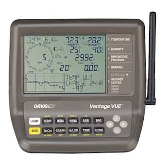 Davis Instruments Wireless LCD Console/Receiver