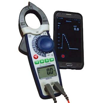 Digi-Sense AC/DC Clamp Meter with Bluetooth® Connectivity