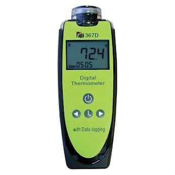 TPI 367DA367 Waterproof Themocouple and Thermistor Datalogger Thermometer