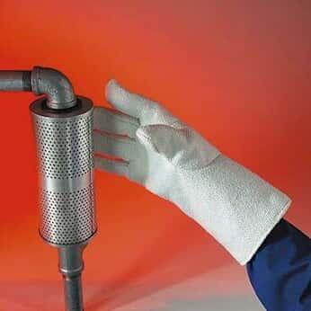 Newtex Industries ZG1 High-Temp Gloves, 1000 F, 14