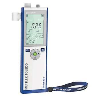 Mettler Toledo S4-Meter Dissolved Oxygen Meter; Meter Only