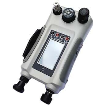 GE Druck DPI 612 hFlexPro Sensing Pressure Calibrator Kit with 0 to 10,000 psi Module