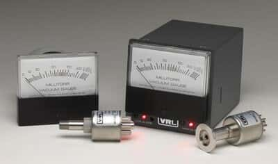 Vacuum Research Thermocouple Controller, 100-120 VAC, 50/60 Hz
