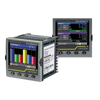 Eurotherm Nanodac Recorder/Controller; LRD/Basic; VAC