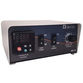 Glas-Col 104A HS112 Temperature/Motor Controller, 2 Load Receptacles; 120V