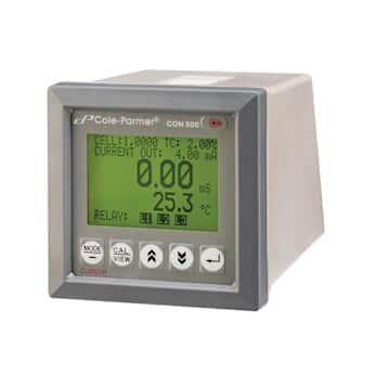 Cole-Parmer Cond 550 550 Cond/TDS/Temperature 1/4 DIN Controller