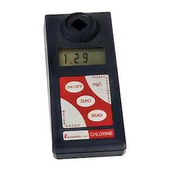 HF Scientific 10478 Chlorine Pocket Colorimeter