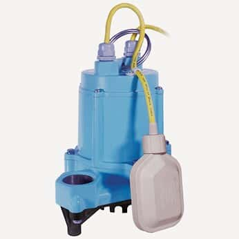 Economical Submersible Pump, High-Temperature Effluent, 50 GPM