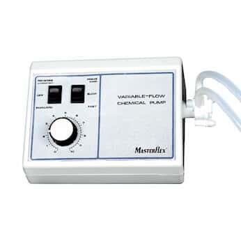 Masterflex Variable-Flow Chemical Transfer Pump; 115 VAC