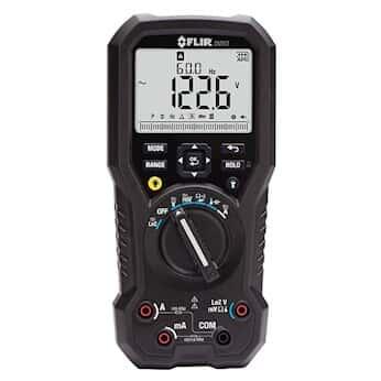 Flir DM92 True RMS Industrial Multimeter with VFD Mode