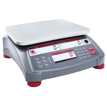 Ohaus Ranger 4000 RC41M3 Compact Counting Scale 3000 g x 0.1 g