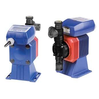 Walchem Manual Control Pump with GFRPP head, 3.2 GPH, 115 VAC, 50/60 Hz