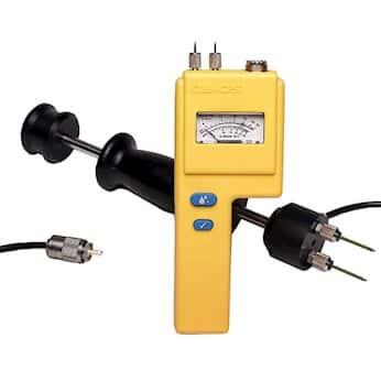 Delmhorst J-4/PKG Analog Wood Moisture Meter Kit