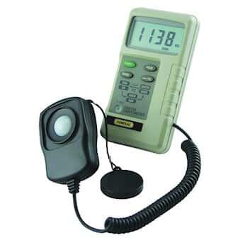 General Tools & Instruments DLM2000 Three-Range Light Meter