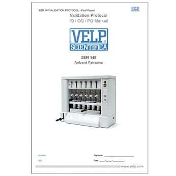 Velp IQ/OQ/PQ SER 148 Manual