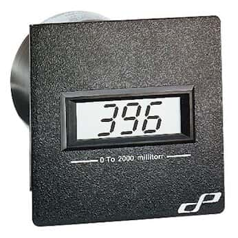 Cole-Parmer 0.01 to 20 Torr Pressure/Vacuum Meter for Pirani-Type Sensor