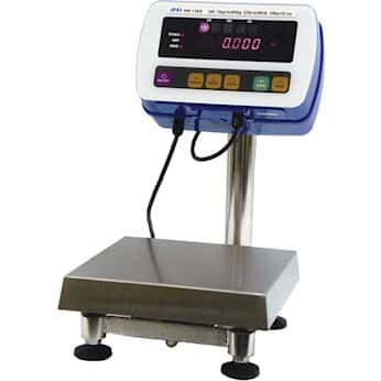 A&D Weighing SW-30KM Washdown Industrial Scaleip69K, 66Lb/30kg, NSF; 11.75
