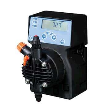 Etatron DLX-pH-RX/MBB DLX pH/ORP Pump Control System, 20 L/hr, 3 bar, Wall-Mt; 230V