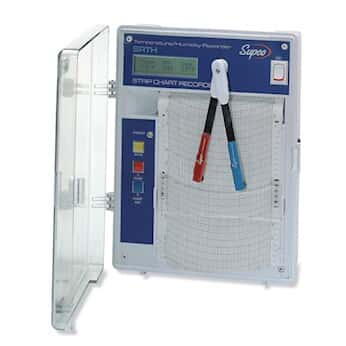 Supco SRTH Temperature/Humidity Strip Chart Recorder
