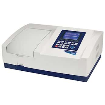 Jenway 6850 Double-Beam Spectrophotometer w/ Variable Bandwidth, IQ/OQ; 230 V