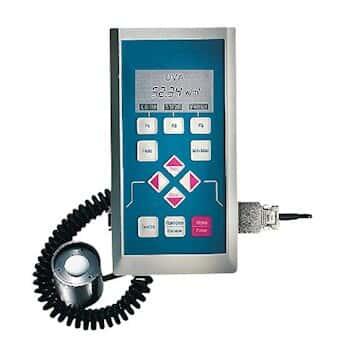 Solar Light PMA2100 Co. 带/不带传感器的双输入数据记录照度计/辐射计