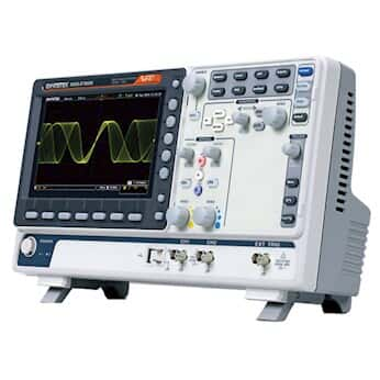 GW Instek GDS-2202E Digital Storage Oscilloscope, 200 MHz, 2-channel